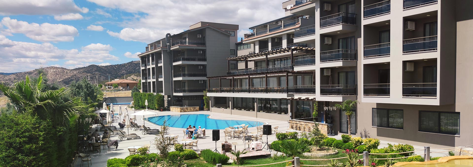 Hierapark Thermal& Spa Hotel